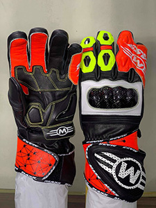 Customized gloves